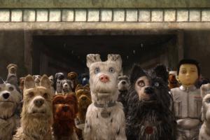 アタリ少年の愛犬スポッツ(中央)を探して、仲間たちは冒険に繰り出す。