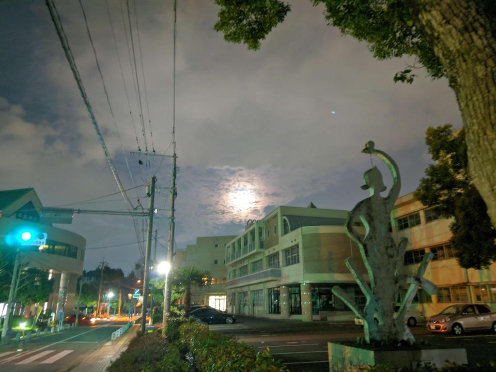 グーグルカメラ夜景モード